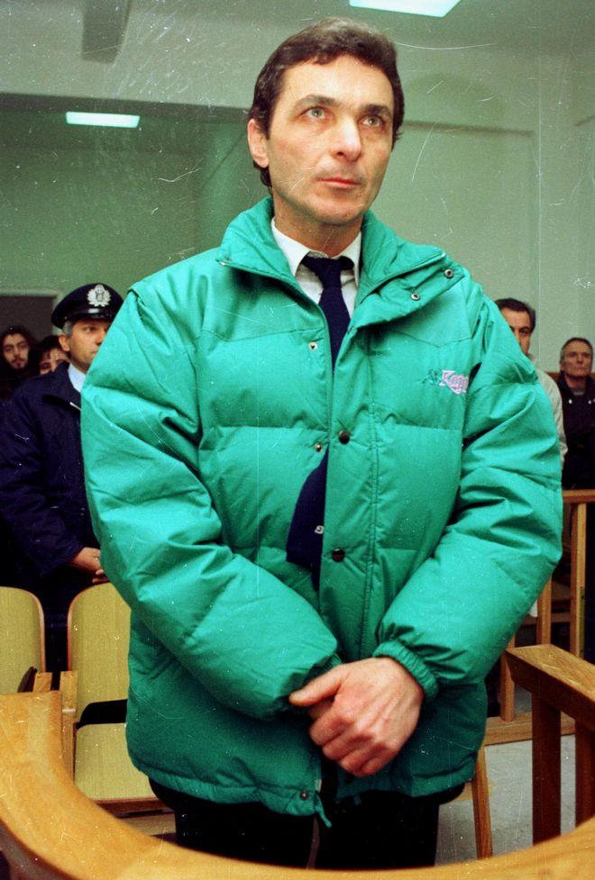 σπύρος μπεσκος βιαστής φυλακή