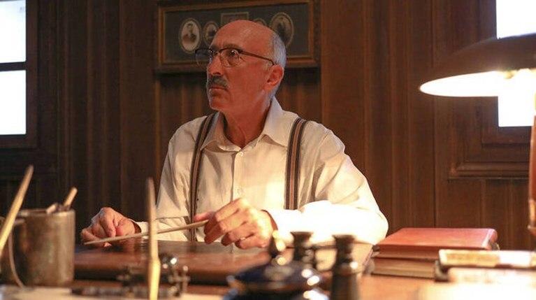 Παύλος Ορκόπουλος: Σπάνια εμφάνιση με την ηθοποιό σύζυγό του [Εικόνες]