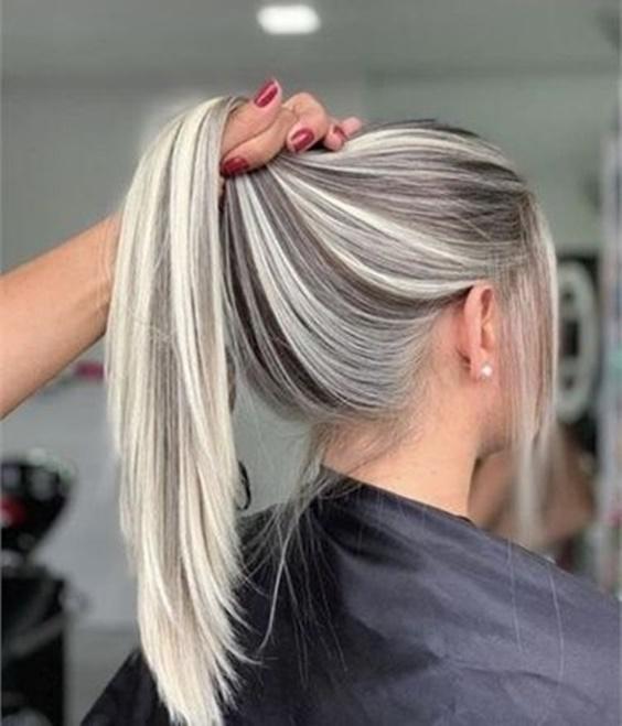 Η απόλυτη τάση στα μαλλιά για το 2020 είναι τα lowlights - Δες 20 μοντέρνες ιδέες
