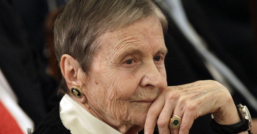 Ελένη Γλύκατζη - Αρβελέρ