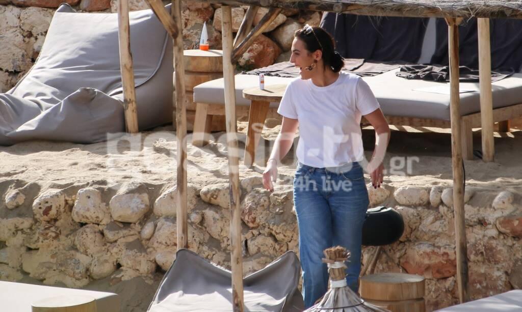 Αυτές τις μέρες η Άννι βρίσκεται στην Αθήνα