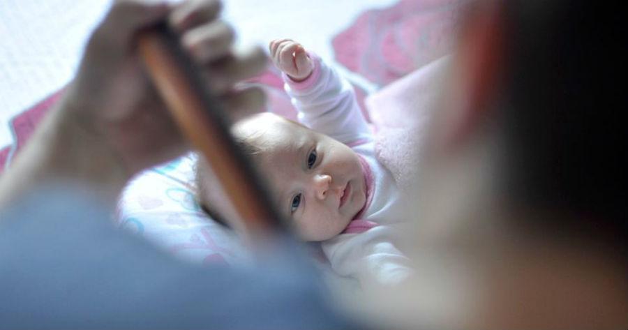 νεογέννητο στο Παίδων