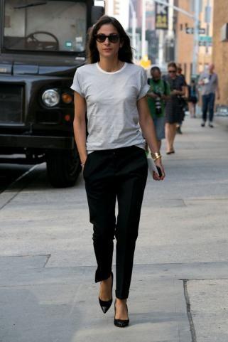 μαύρο παντελόνι