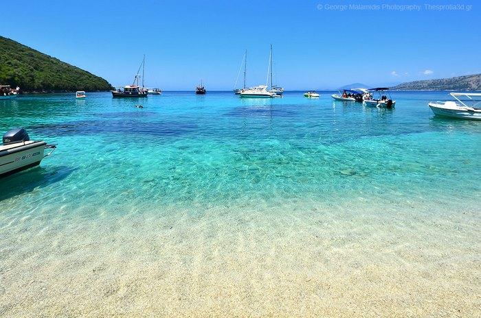 παραλία πισίνα