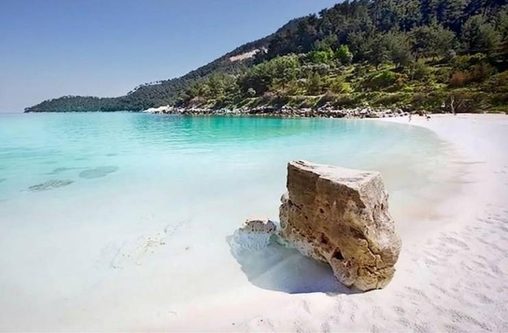 Παραλία Σαλιάρα