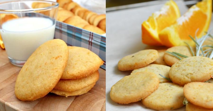 μπισκότα με γιαούρτι