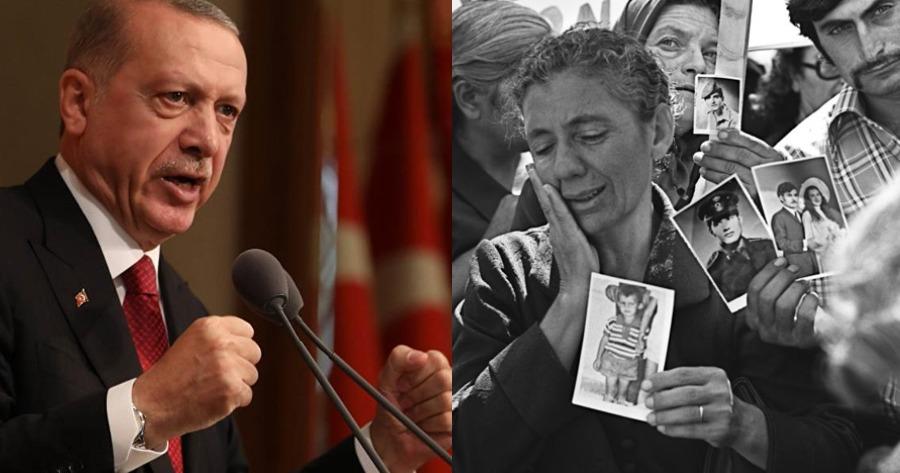 Απειλές Ερντογάν