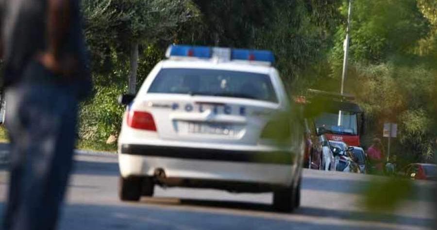 αυτοκίνητο της Ελληνικής Αστυνομίας