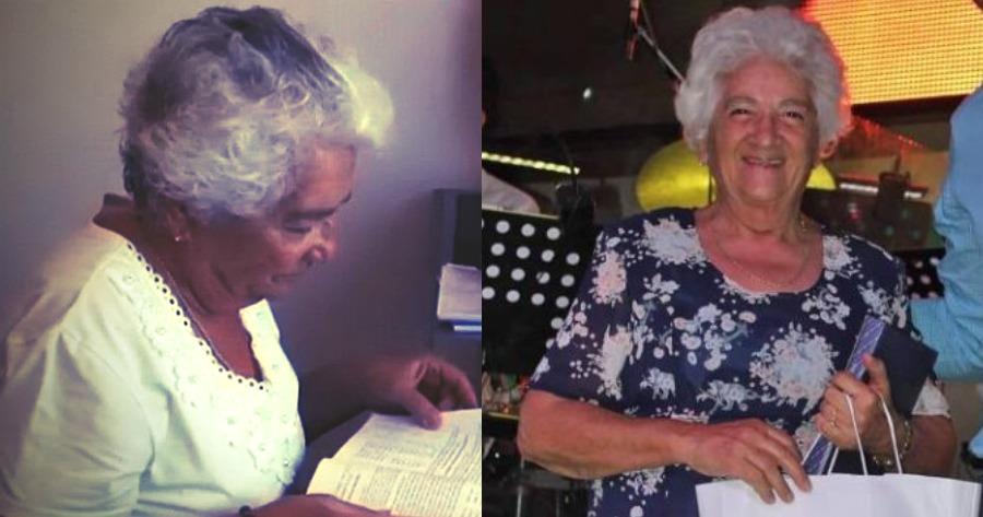 γιαγιά Δέσποινα