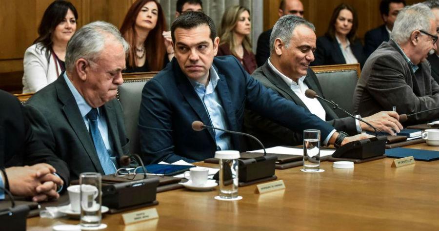 κορυφαία στελέχη του ΣΥΡΙΖΑ