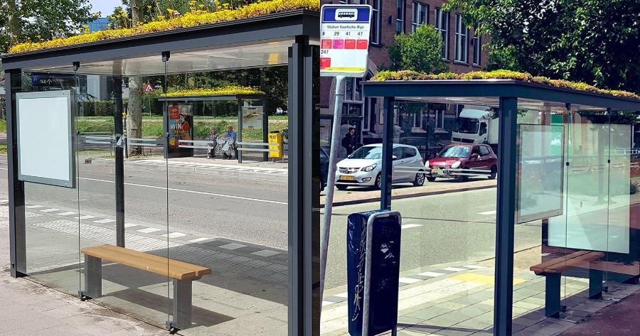 στάσεις λεωφορείων