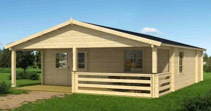 Μικροσκοπικά σπίτια
