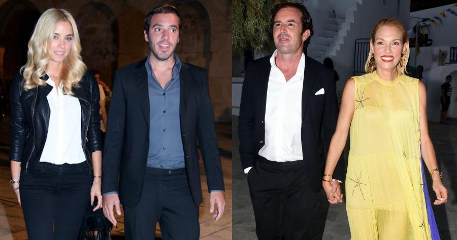 Σύζυγοι Ελληνίδων celebrities