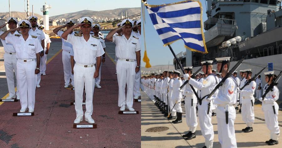 Έλληνες ναυτικοί