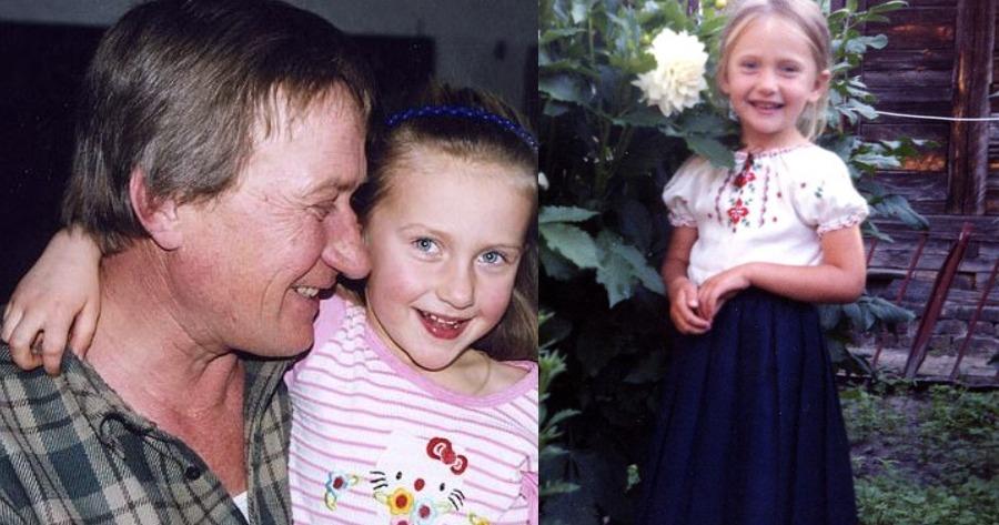Κορίτσι από το Τσέρνομπιλ