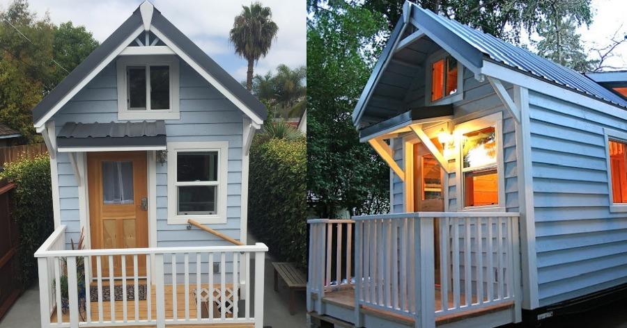 μικρό σπίτι
