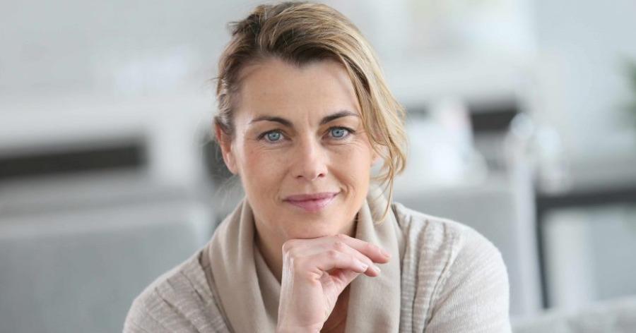 γυναίκα στα 45