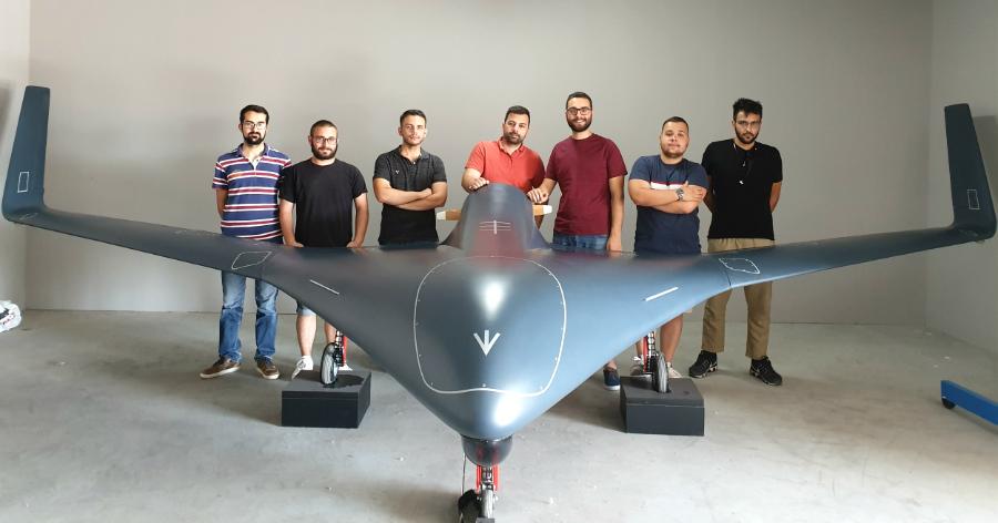 πρώτο ελληνικό drone
