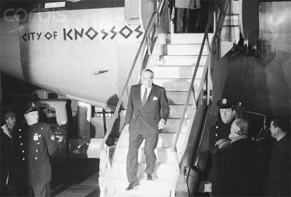 Αριστοτέλης Ωνάσης: Το ιδιοφυές κόλπο που έκανε την Ολυμπιακή μία από τις πιο φημισμένες αεροπορικές του κόσμου - Enimerotiko.gr