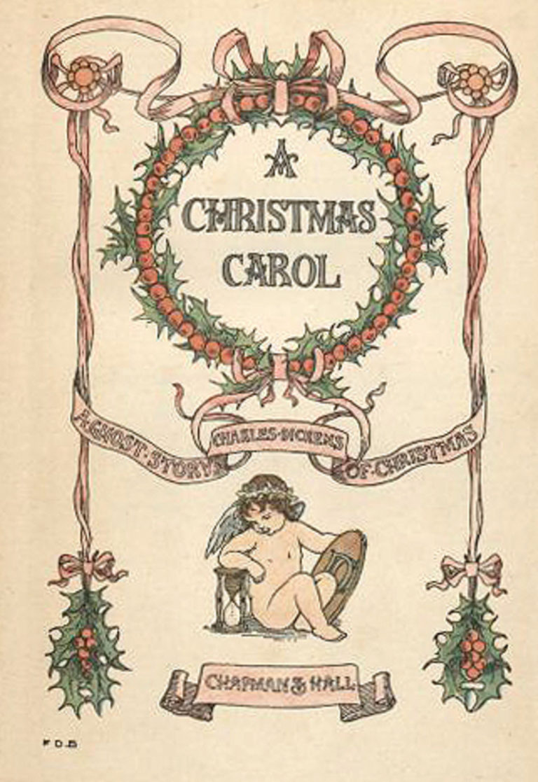 Ήταν 19 Δεκεμβρίου του 1843 όταν πρωτοακούστηκε η πιο όμορφη  «Χριστουγεννιάτικη Ιστορία» - Enimerotiko.gr