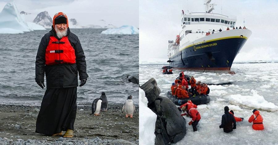θέσεις εργασίας στην Ανταρκτική