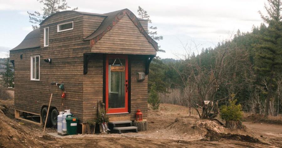 Μικροσκοπικό σπίτι