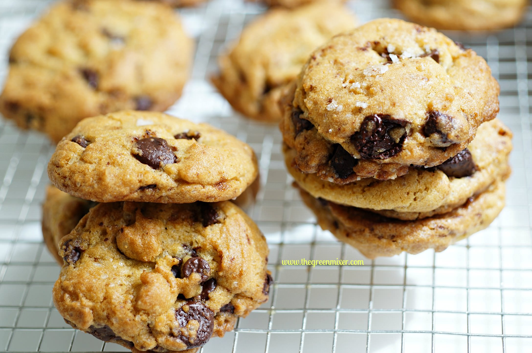 Η καλύτερη συνταγή για μπισκότα σοκολάτας