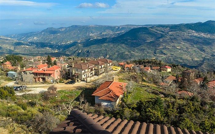 Ορεινά χωριά Πελοποννήσου