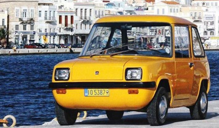 Πρώτο ηλεκτρικό αυτοκίνητο
