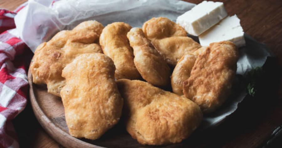 παραδοσιακές πίτες της Μάνης