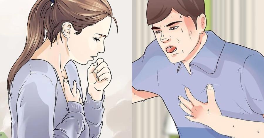 καρδιακά συμπτώματα