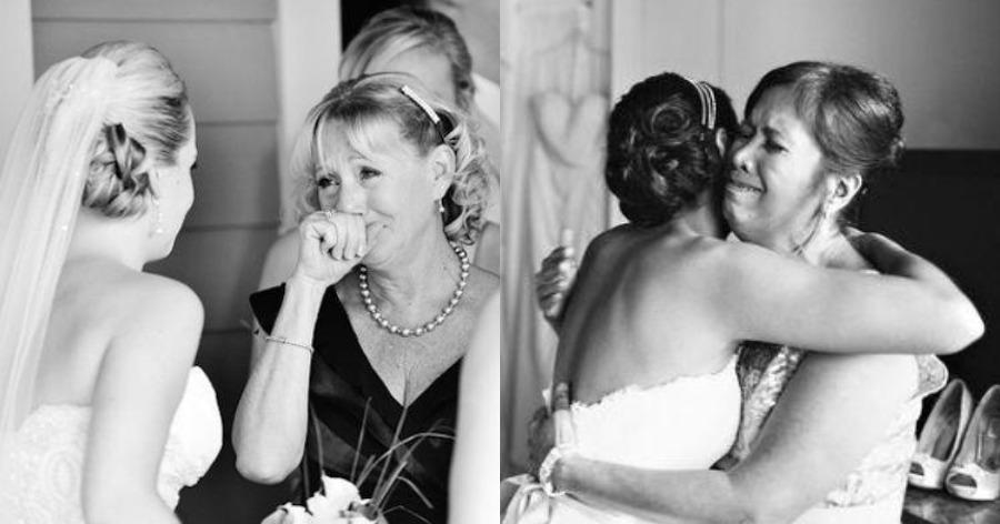 μαμάδες που παντρεύουν τις κόρες τους