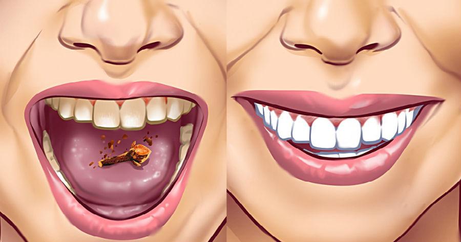 καταπληκτικά δόντια