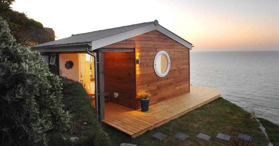 μικρό εξοχικό σπίτι