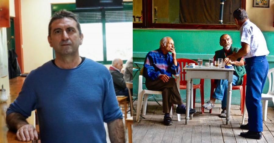 καφενείο αποκλειστικά για καπνιστές