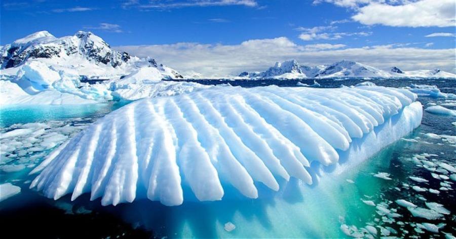 Μυστηριώδης κατασκευή στην Ανταρκτική