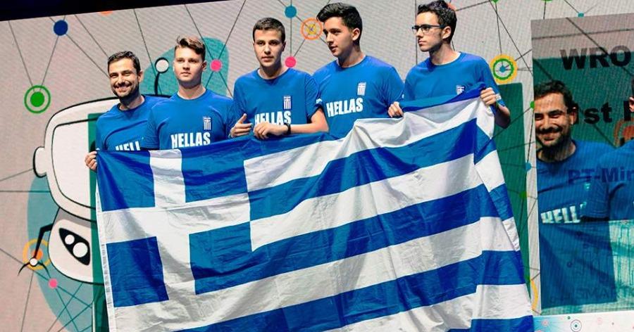 Ελληνικές Ομάδες Ρομποτικής