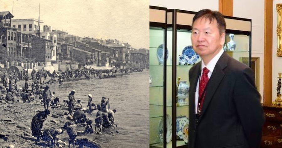 Ιάπωνας έσωσε τους Έλληνες της Σμύρνης