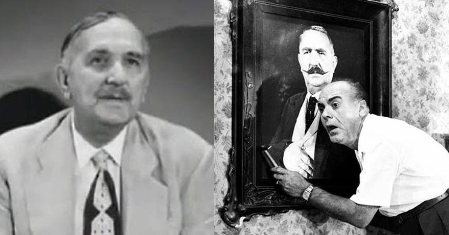 Κάδρο παλιών ελληνικών ταινιών