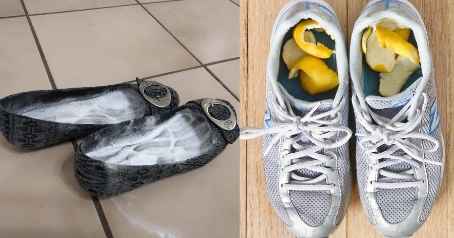κακοσμία παπουτσιών