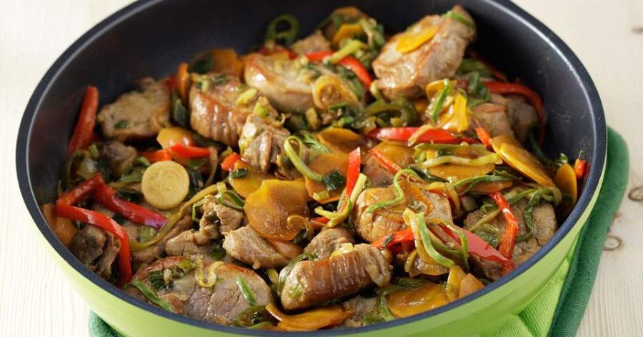 χοιρινό στο φούρνο