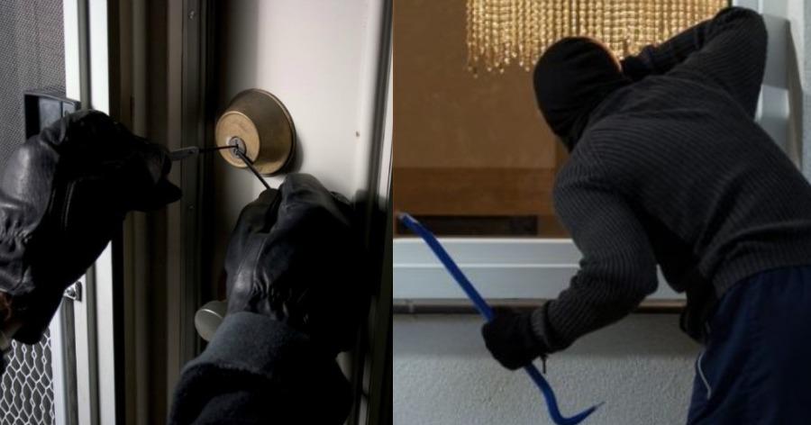 προστασία σπιτιού από τους κλέφτες