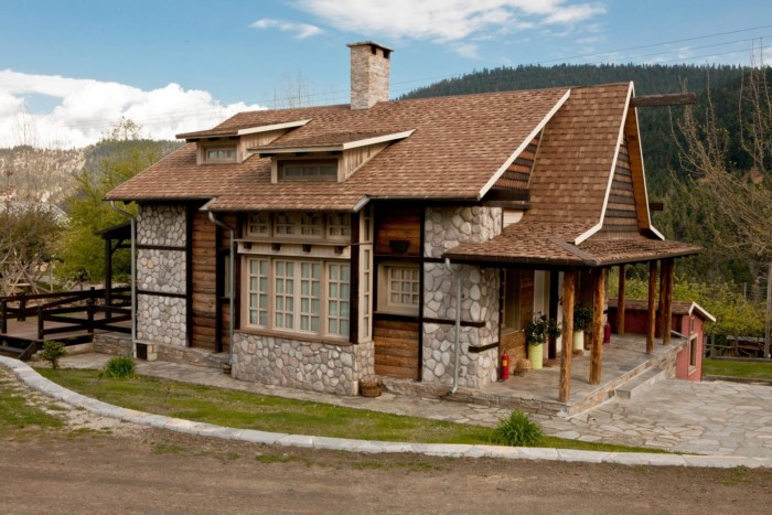 Resort στο βουνό