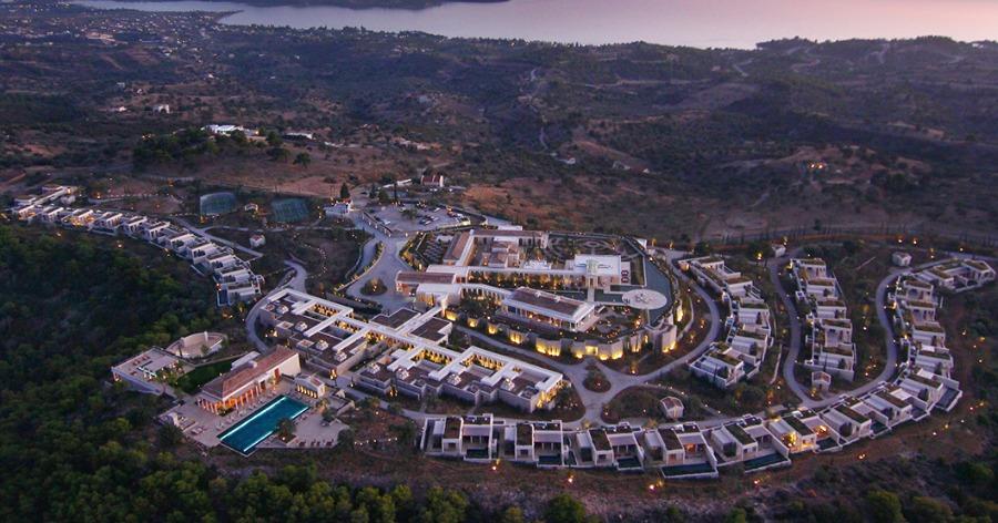πολυτελές ξενοδοχείο της Ελλάδας