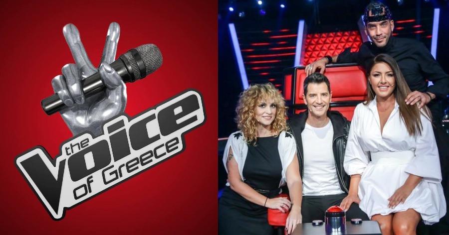 μεγάλοι νικητές του Voice of Greece