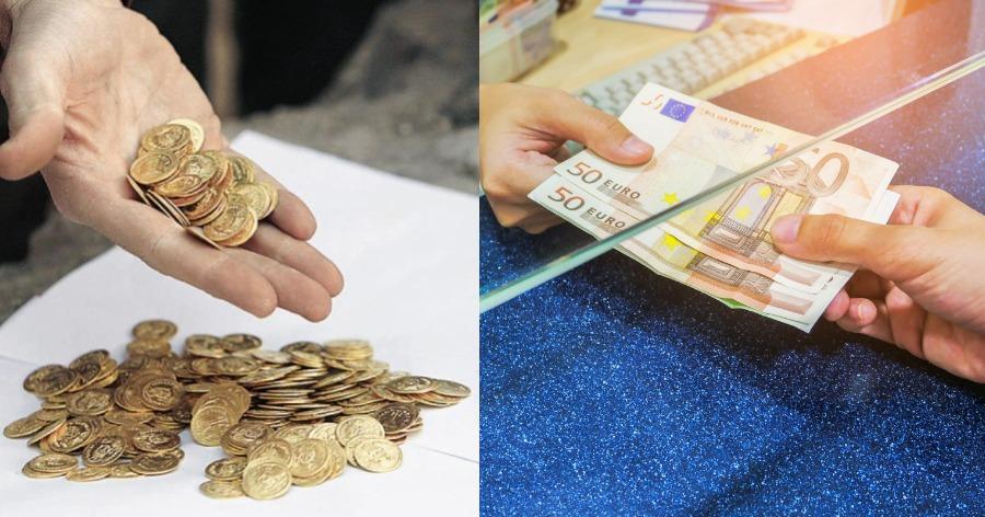 ξεπουλάνε τις χρυσές λίρες