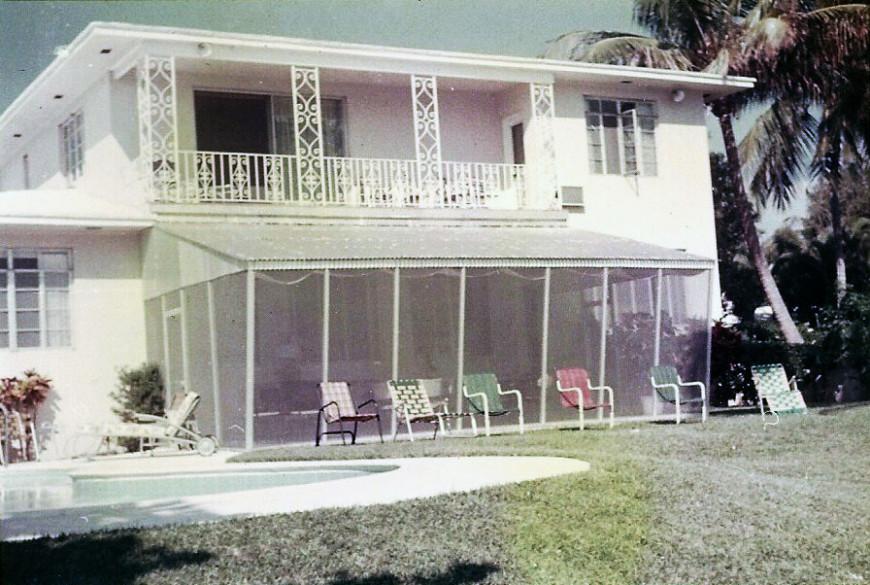Το σπίτι στο Miami Beach