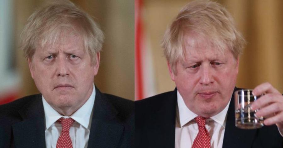 Βρετανός πρωθυπουργός Μπόρις Τζόνσον
