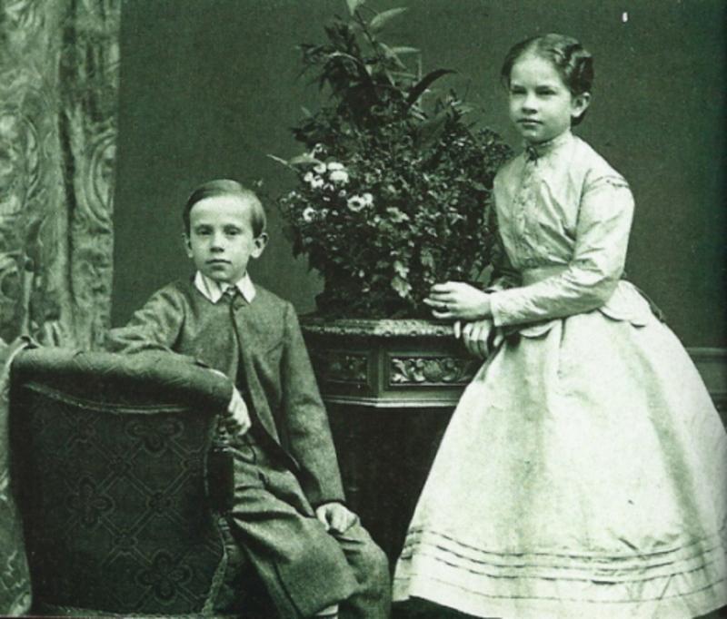 Γκιζέλα και Ροδόλφος