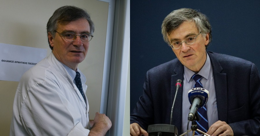 Σωτήρης Τσιόδρας: Απονομή βραβείου Νόμπελ στον Έλληνα λοιμωξιολόγο ...